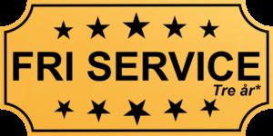 FRI SERVICE