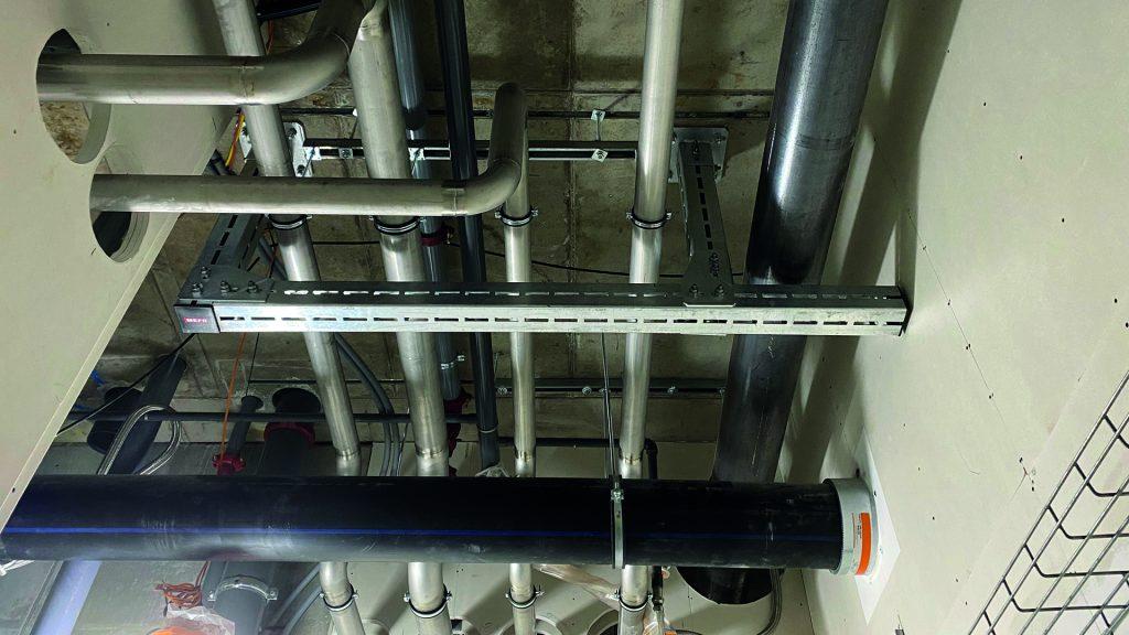 Mefa Centum installationssystem